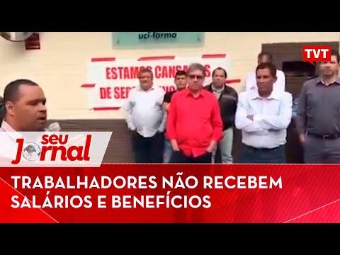 UCI Farma: Trabalhadores não recebem salários e benefícios