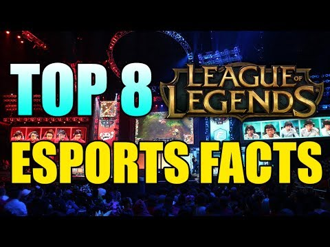 8 Facts You Never Knew About League of Legends Esports
