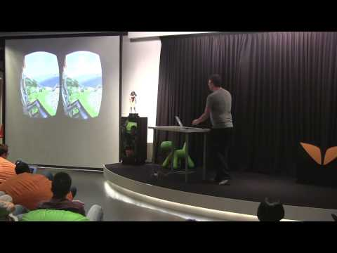 Daniel Walters - LVL. UP KL : Virtual Reality