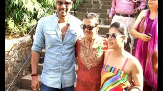 Ajay Devgan's film shoot postponed | Bollywood News