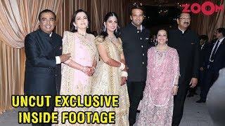 UNCUT Isha Ambani & Anand Piramal Grand Wedding Reception in Mumbai | EXCLUSIVE - ZOOMDEKHO