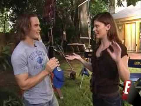 Taylor Kitsch talks about his character Tim Riggins
