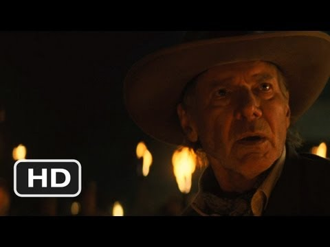 Cowboys & Aliens #1 Movie CLIP - Aliens Kidnap Maria (2011) HD