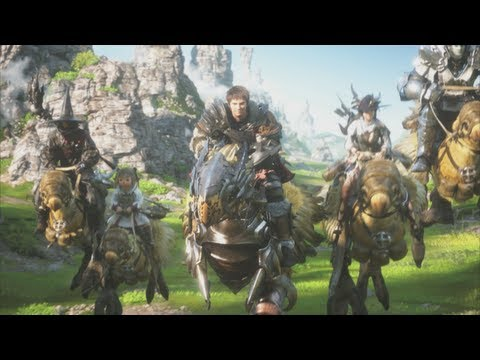 FINAL FANTASY XIV: A Realm Reborn - A New Beginning