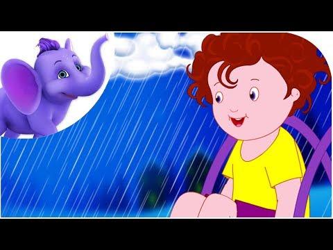 Nursery Rhyme - Rain Rain Go Away