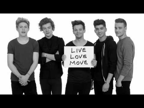 One Direction Office Depot Anti Bullying PSA Exclusive Video
