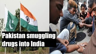 Pakistan plot to hook army pool; pushing drugs trade into India's northern frontier - NEWSXLIVE
