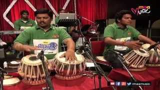Super Singer 8 Episode 17 - Anirudh Srilatha Performance - MAAMUSIC