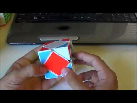 [Drew Brads] Skewb Walkthrough Solves