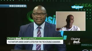 Uganda's M-SCAN wins TechCrunch's Start-up Battlefield Africa award - ABNDIGITAL