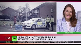 Suspects in Skripal poisoning case believed to be identified - Press Association source - RUSSIATODAY