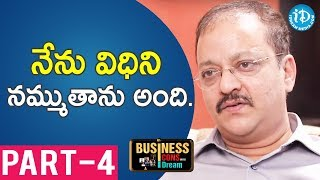 Color Chips MD Sudhish Rambhotla Exclusive Interview Part #4 || Business Icons With iDream #6 - IDREAMMOVIES
