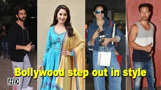 Bollywood step out in style and meet fans - IANSLIVE