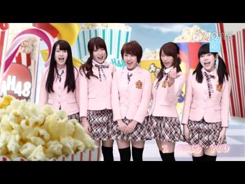 SNH48 'Heavy Rotation' Official MV 2013-5-9