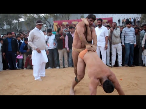 Varun Pahalwan vs Haryana Wrestler .. 51000 Rs. First Prize Match