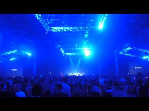 Hot X - Live @ Hyperspace 2013 (Part I)