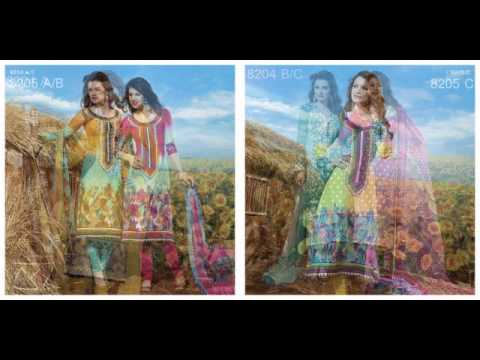 WHOLESALE Pakistani Suits SARB 1143