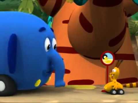 Przystanek Dżungla - Drzewo sklejkowe. Oglądaj w Disney Junior!