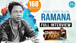 Frankly With TNR #168 - Exclusive Interview || Talking Movies With iDream - IDREAMMOVIES