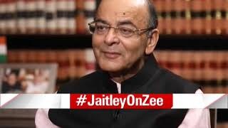 Finance minister Arun Jaitley on Ram Mandir issue - ZEENEWS