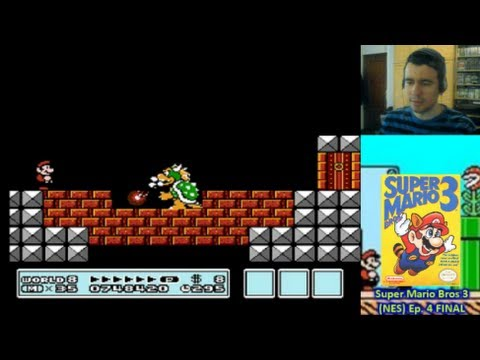 Viernes de Juego || Super Mario Bros 3 (Ep.4 FINAL, Nintendo NES) || Serie / Longplay en espaol