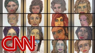 FBI: Serial killer drew portraits of alleged victims - CNN