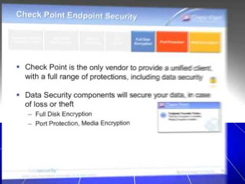 Check Point Endpoint Security : how to prevent Data Loss?