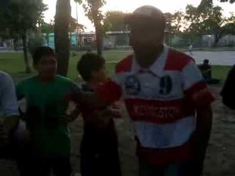 DERBRO VS CARATY CUARTOS DE FINAL JAGUEL FREE 07/12/2013