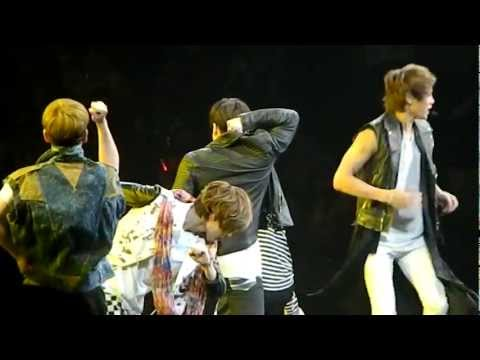 HD SMTOWN 2012 SHINee &quot;Sherlock&quot; Rehearsal