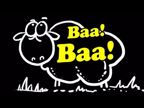 BAA BAA BLACK SHEEP - NURSERY RHYMES - THE LEARNING STATION