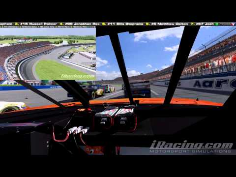 UK&I Nascar Nationwide Series - Last Lap Shootout