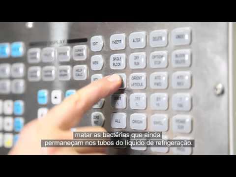 (PT)Líquido de refrigeração da máquina-ferramenta: Ferramentas do líquido de refrigeração