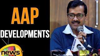 Delhi CM Arvind Kejriwal Speech Over AAP Developments At Narela Mandi  | Mango News - MANGONEWS