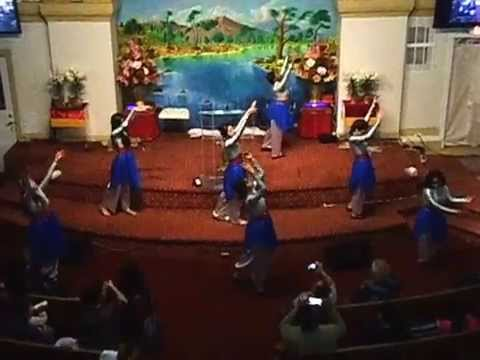 Praise Dance/Drama- Now Behold the Lamb