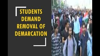 Mumbai: Apprentice students protest, demand permanent jobs in Railways - ZEENEWS