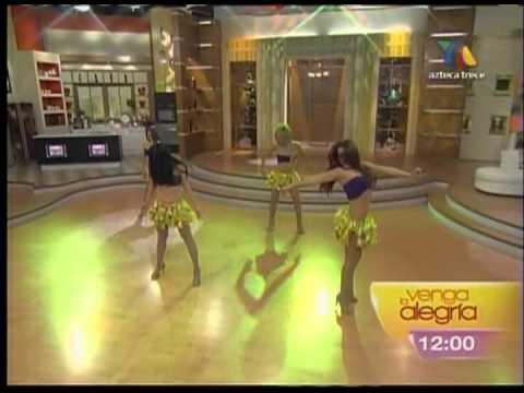 Mariana Y El Ballet De Venga La Alegria - Aguanile