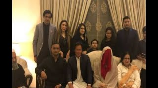 In Graphics: Former cricketer Imran Khan gets married for the second time, gets married wi - ABPNEWSTV