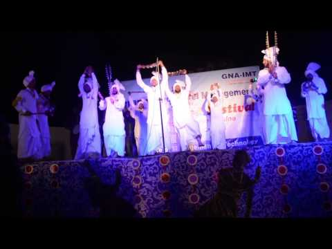 Malwai Gidha by Gna-Imt Students 2014