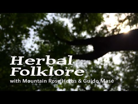 Herbal Folklore: Stories of the Silvani with Guido Masé