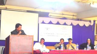 Seminar on Career & Job in India and Gulf on project Management - SIASATHYDERABAD