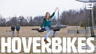ICYMI: The U.S. Army is making actual hover bikes - ENGADGET