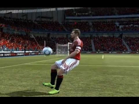 FIFA 12 All 45 Skills Tutorial HD