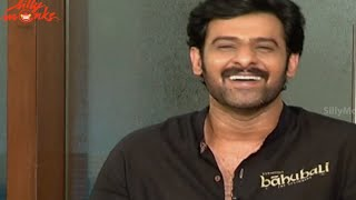 Prabhas Jokes On His Marraige-Baahubali Exclusive Interview
