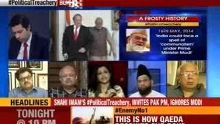 Nation at 9: #PoliticalTreachery- Lives in India, Idealises Pak? - NEWSXLIVE
