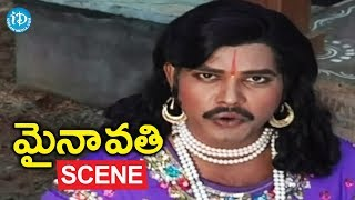 Mynavathi Movie Scenes - Tara Singh Comes To Know About His Mother    Chithralekha - IDREAMMOVIES