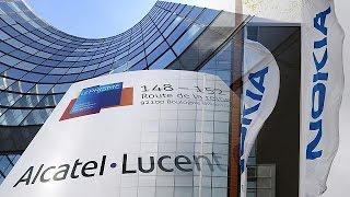 «نوكيا» تشتري نظيرتها «آلكاتيل- لوسينت» بـ 15.6 مليار يورو