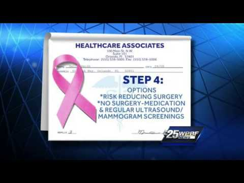 Doctor: More women in South Fla. inherit BRCA gene mutation from father