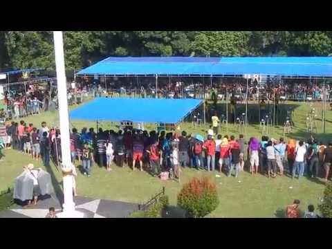 Lomba Burung Berkicau Gubernur Jawa Barat Cup