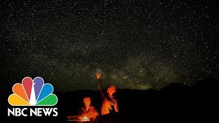 To Save Their Town, The People Of Torrey, Utah Are Turning To The Stars | NBC News - NBCNEWS