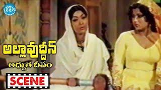Allauddin Adhbhuta Deepam Movie Scenes - Allauddin Came back to His House    Kamal Hassan - IDREAMMOVIES